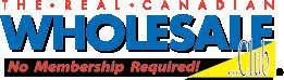 Whilesale Club Flyer logo